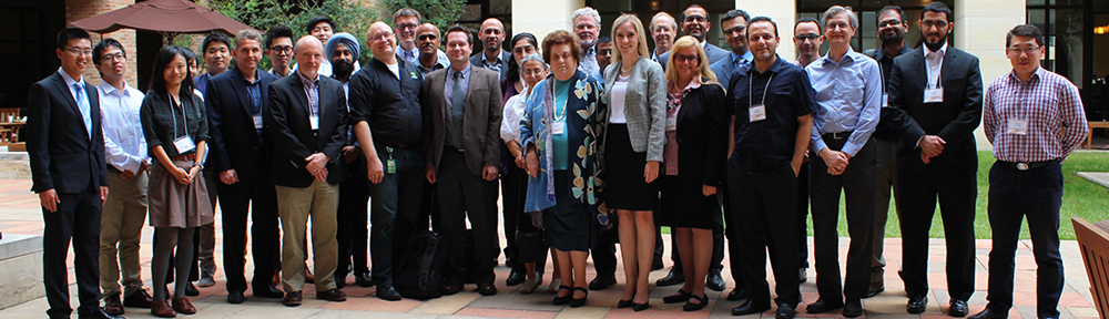 Attendees at the 2015 CSM Affiliates Meeting